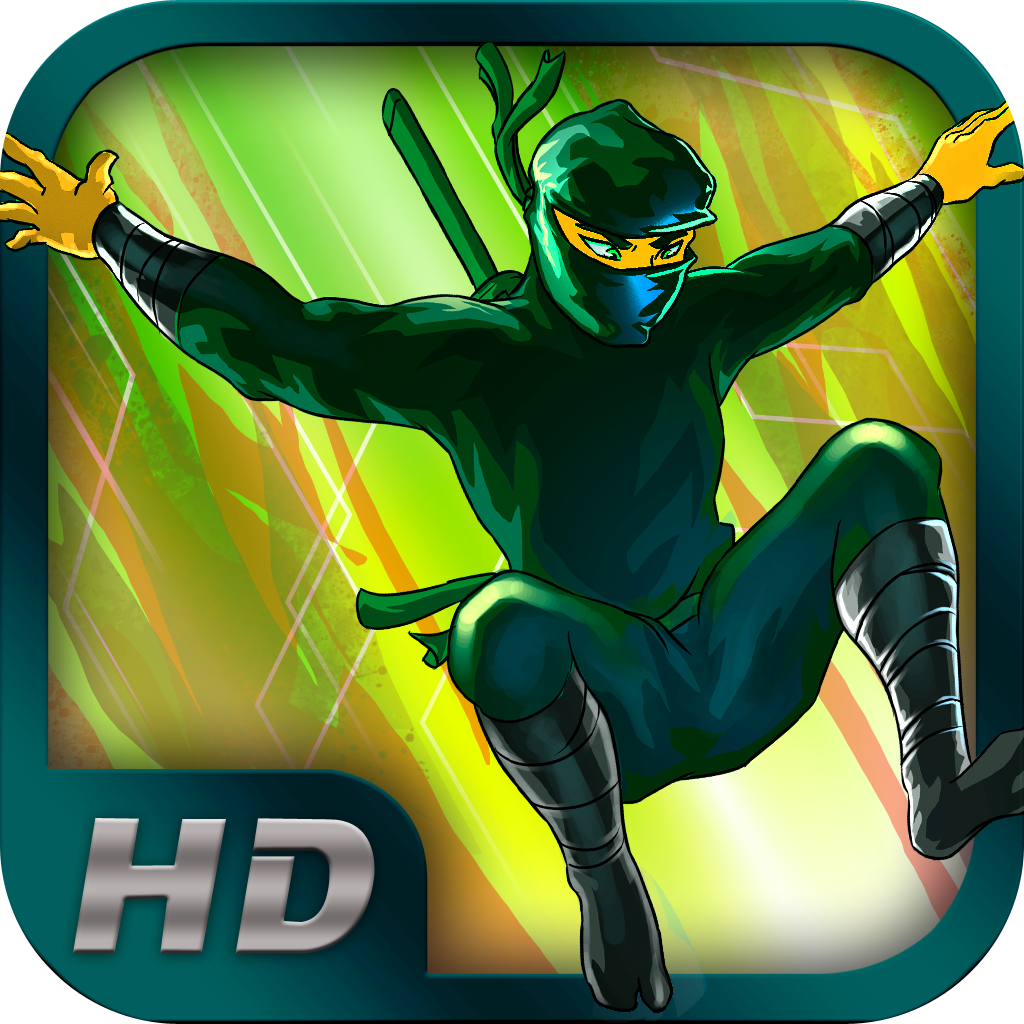 Ninja Realm Race by Psycho Bear Studios icon